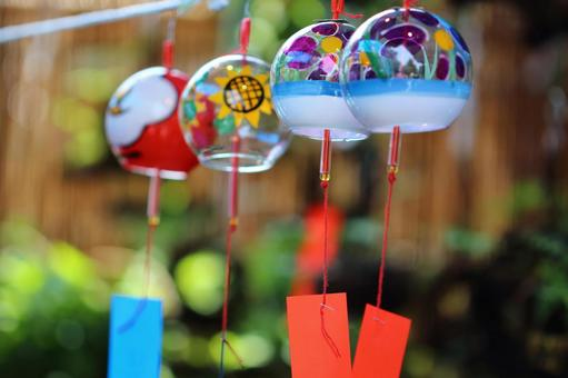 Festival wind chimes 4