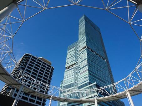 아베노바시 터미널 빌딩 001