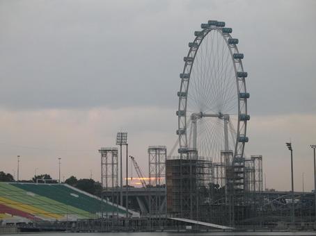 Shingapole Flyer Ferris Wheel