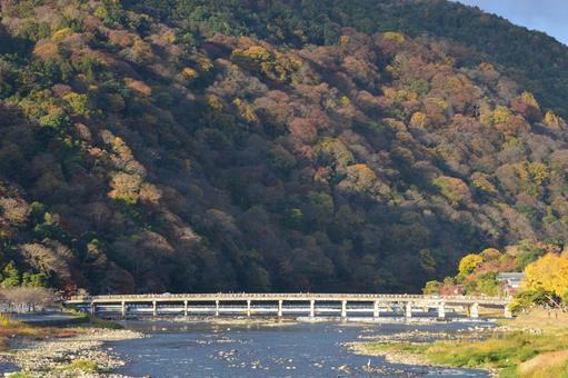 Autumn in Arashiyama, Kyoto 04
