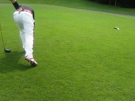 高尔夫球手3
