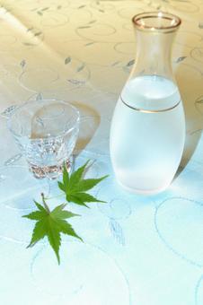 Japanese sake _ vertical