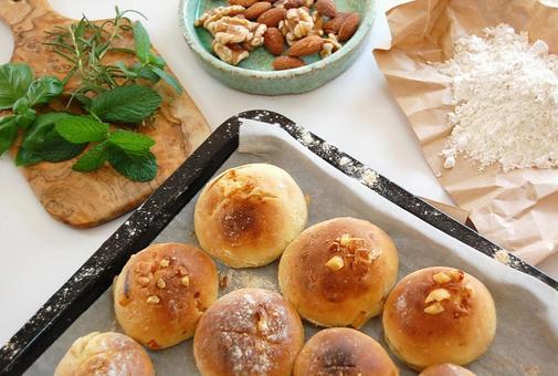 빵 만들기