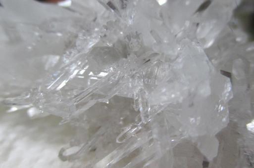 ペルー産水晶