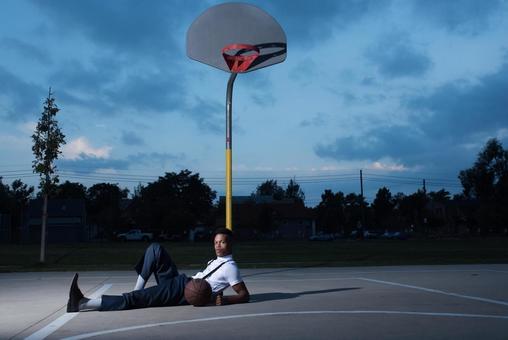 Foreigners who play basketball 26