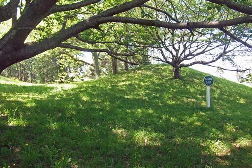 Round Tunnel (Boso Fudoki no Oka No. 63 Ancient Tomb)
