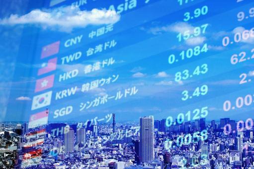 Money and Economy 3 Asia