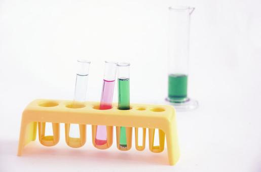 Colorful test tube 1