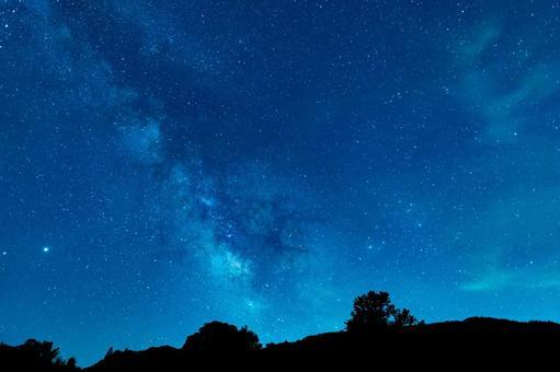 銀河系在黎明