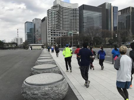 Imperial Palace Runner