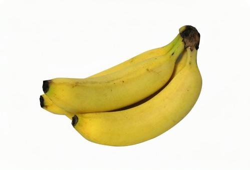 Banana (PSD with clipping path)