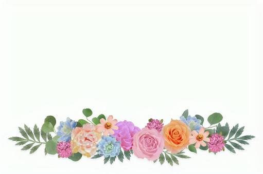 Flower Ornament Texture (PSD)