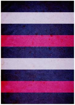 Grunge texture pink x purple border