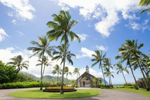 Wedding hall 1 in Hawaii