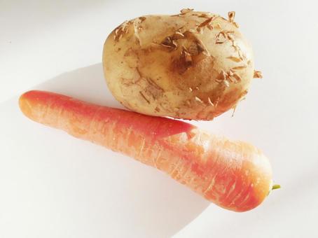 당근과 감자