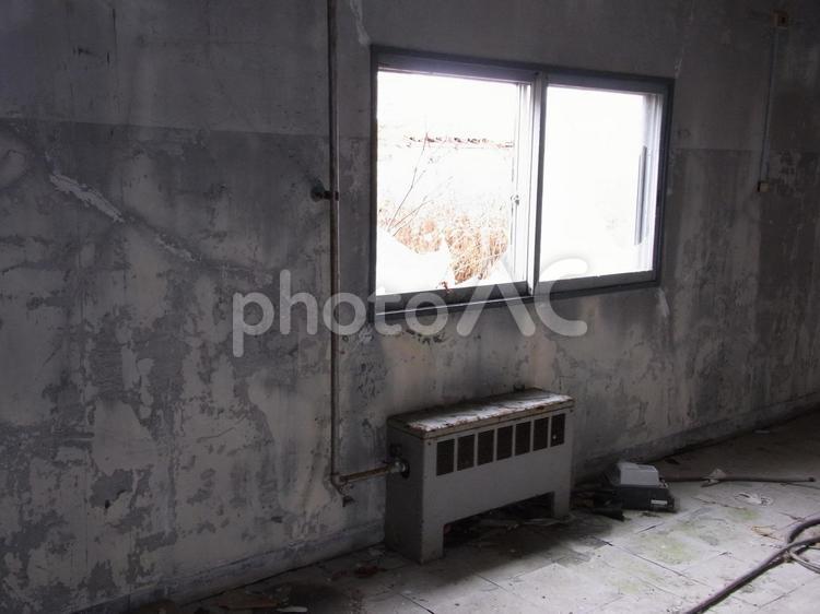 廃施設の写真