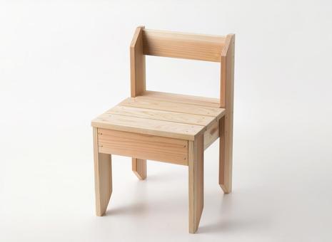 목공 수제 의자
