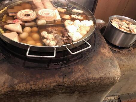 火鍋關東煮冬季食品