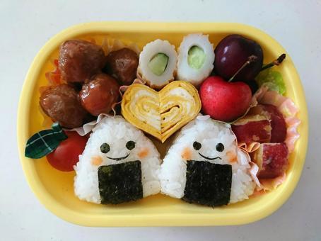 Lunch box for kindergarten children
