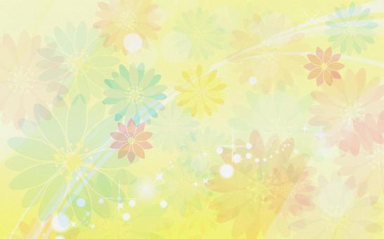 Flower cloth Japanese style background 17031902