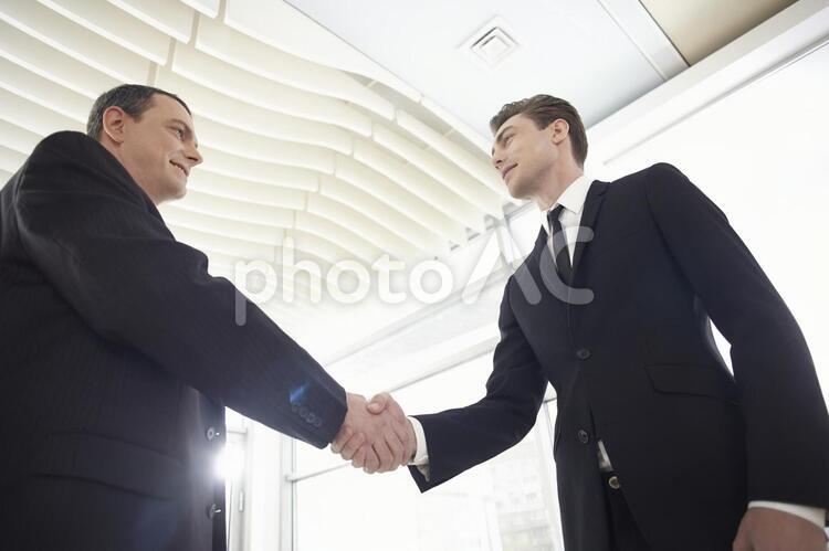 外国人ビジネスマン38の写真