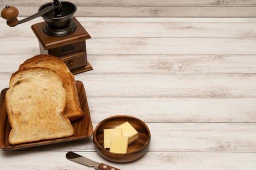식빵과 커피 3