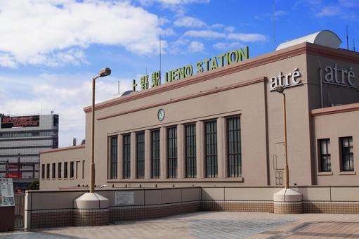 JR Ueno Station Main Exit