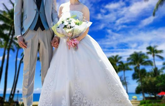 夏威夷婚禮
