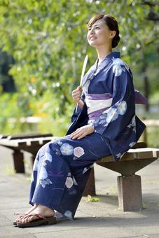 Yukata beauty 462