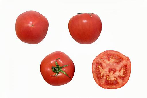 White tomato (with pass)