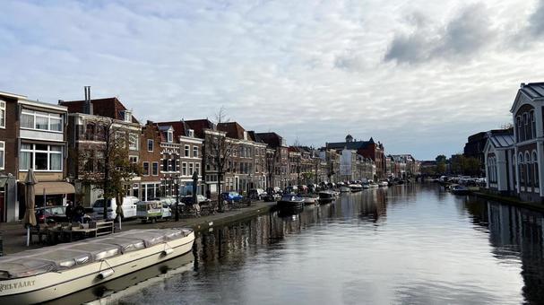 네덜란드 라이덴 전망