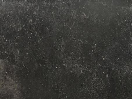 Black wall vintage