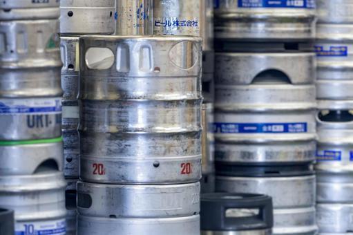 商業啤酒桶