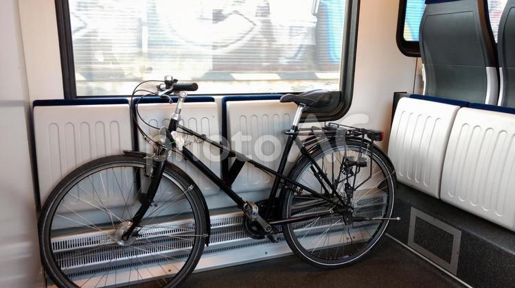 ドイツの交通 自転車1の写真