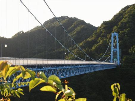 Ryujin Big Suspension Bridge