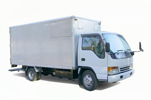 PSD / delivery truck