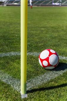 Soccer · Corner area