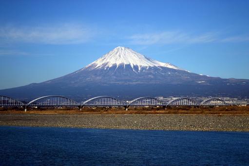Fuji of Fuji Kawagoe