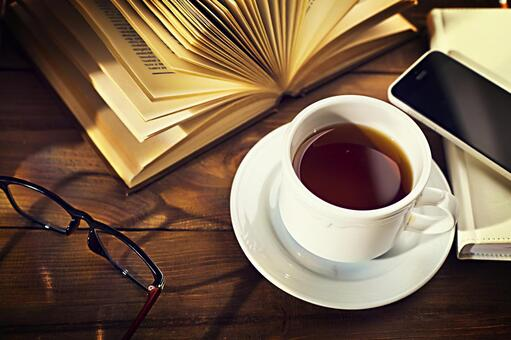 Book and Coffee 1