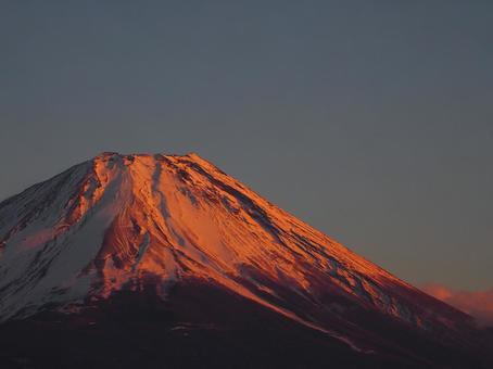Red Fuji is beautiful!