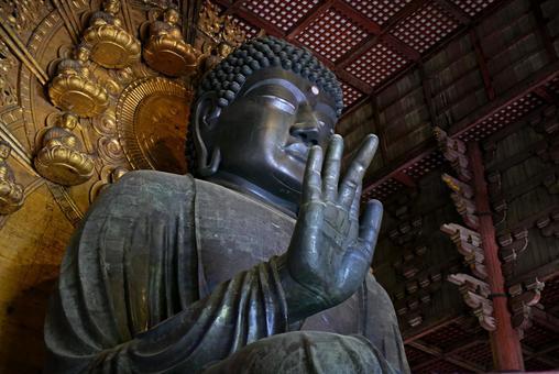 Todaiji Temple, the Great Buddha of Nara