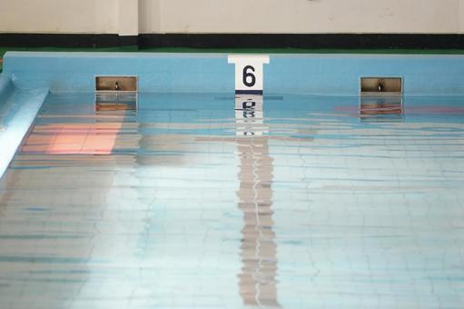 Unattended pool