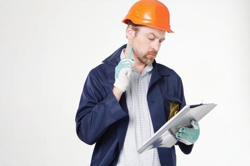 Construction worker 30