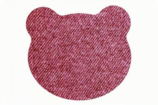 Cloth material Bear 2