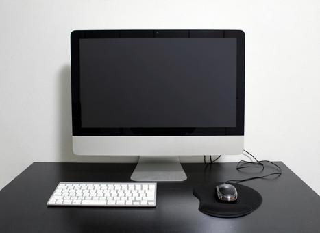 PC desktop front