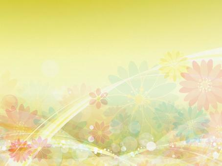 Flower cloth texture background 170317