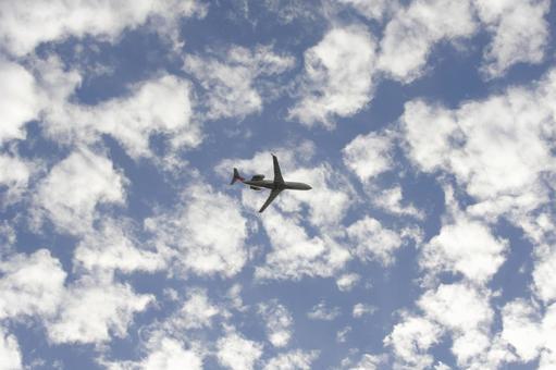 飞机和天空8