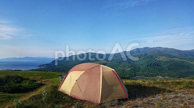 ソロキャンプ 2の写真