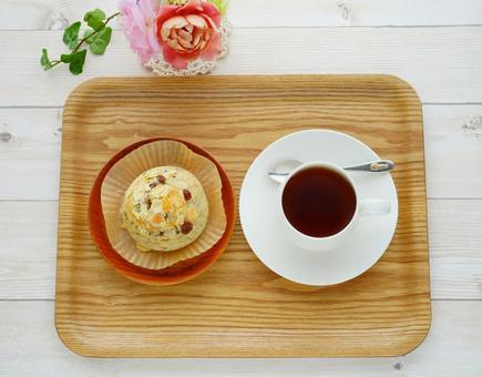 Favorite sweets and tea tea time