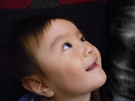 미소 아기